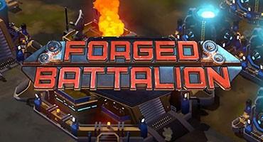 обзор игры forged battalion