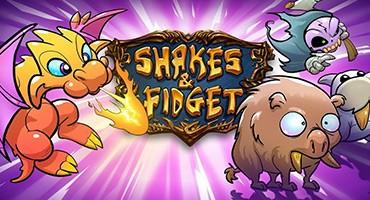 Shakes и Fidget