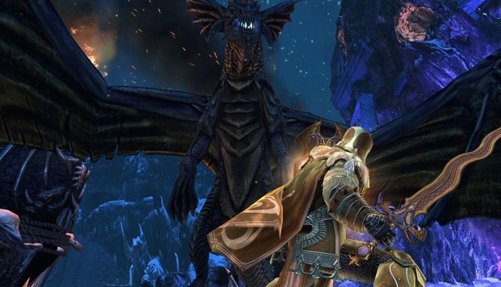 невервинтер и драконы