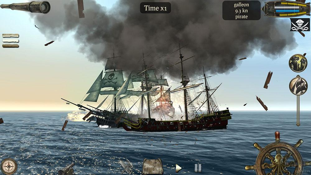 кораблики в стиме