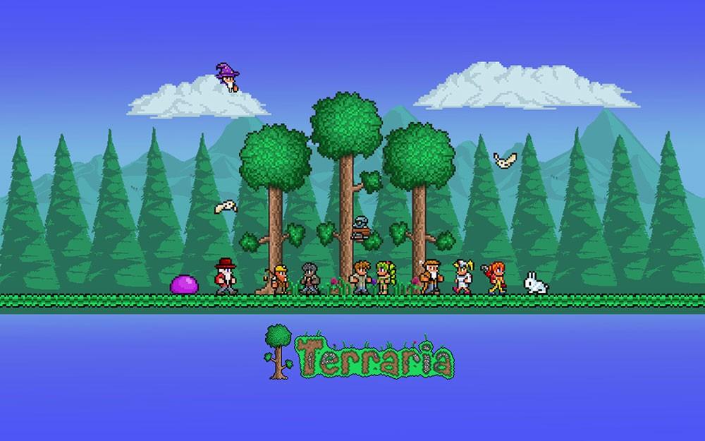Игры, похожие на Terraria