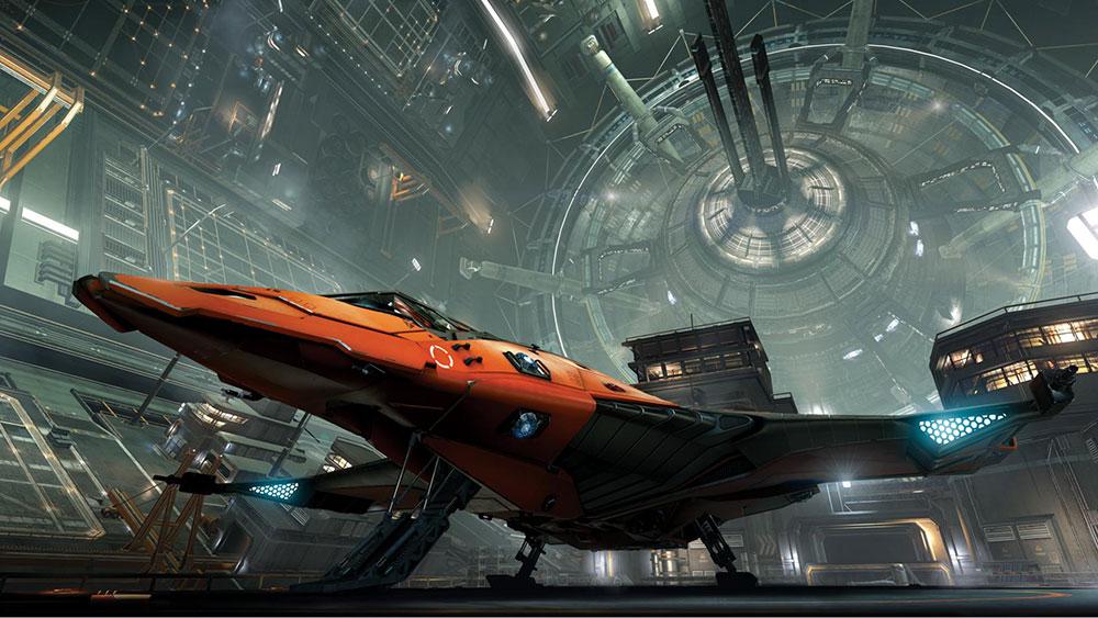 элит игра про космос