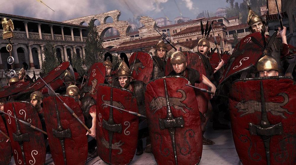 Ром тотальная империя
