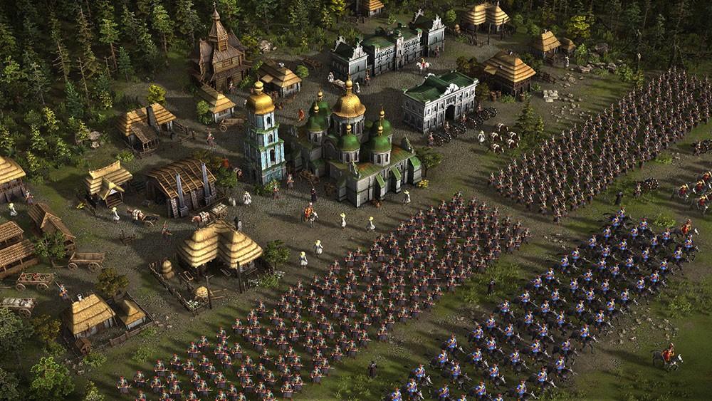 казаки игра-стратегия