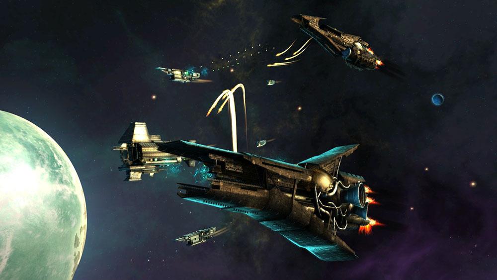 космос и корабли