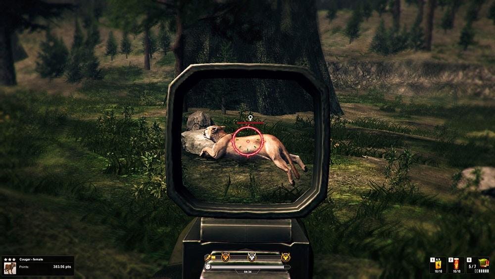 hunt игра на ПК