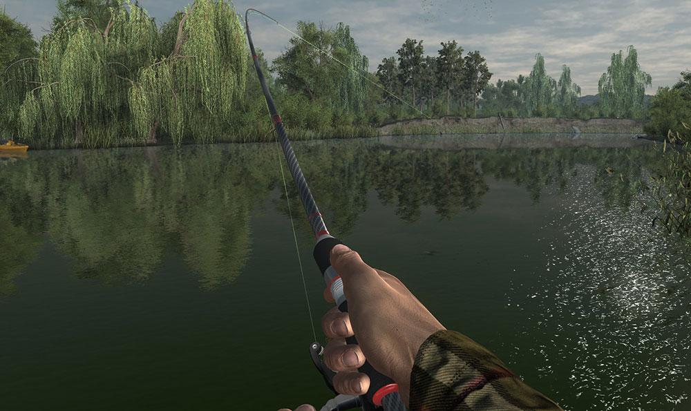 увлекательная рыбалка