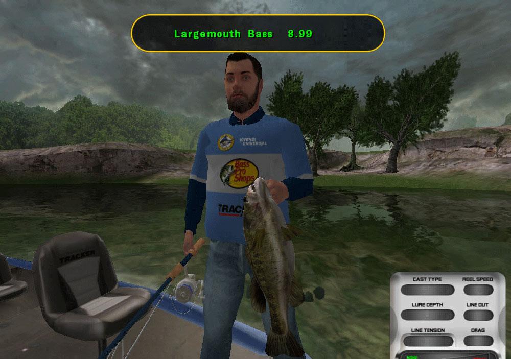 про шопс рыбалка