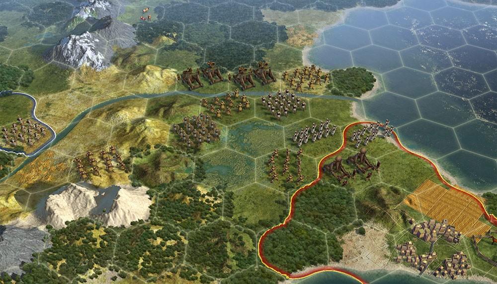 пошаговая цивилизация