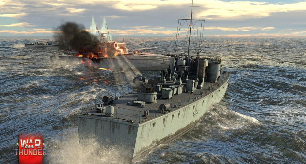 корабль и тундра