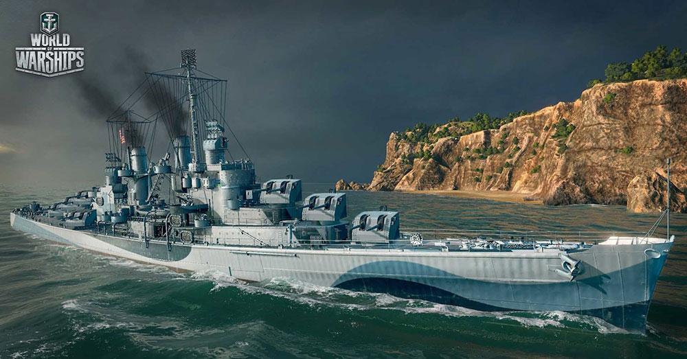 Warships скачать