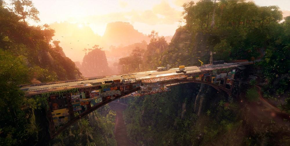 мост в игре