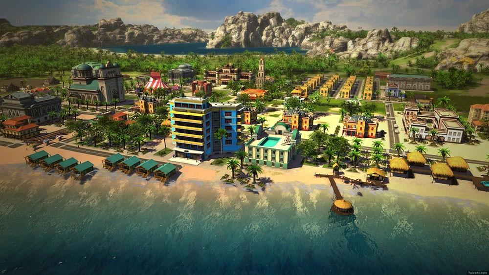 градопостройки и тропико