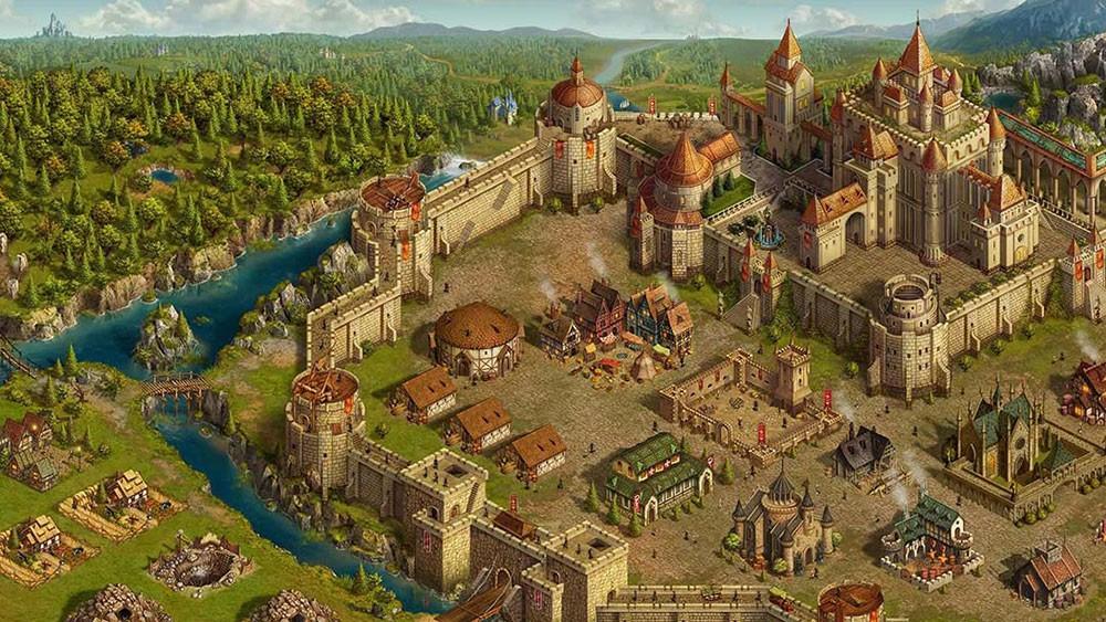 средневековая стратежка