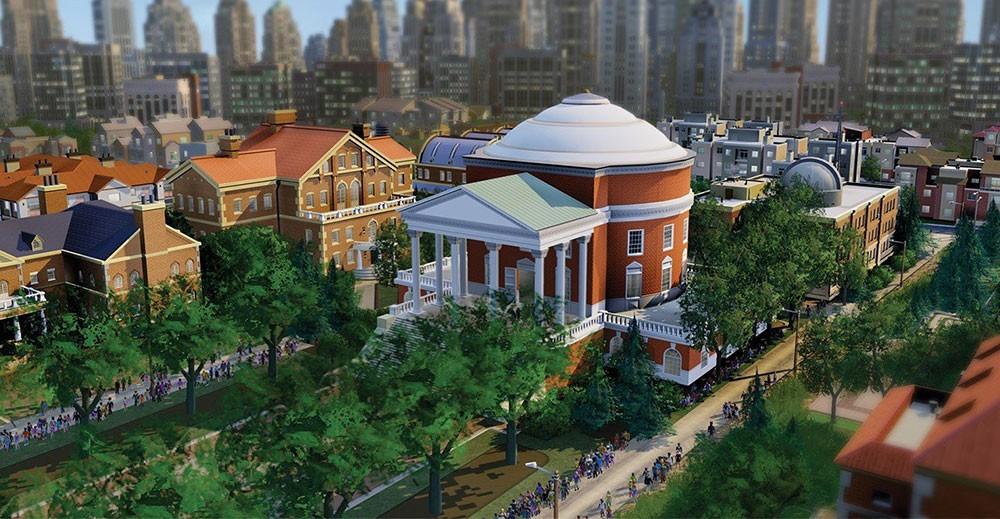 симуляторы и градостроительство