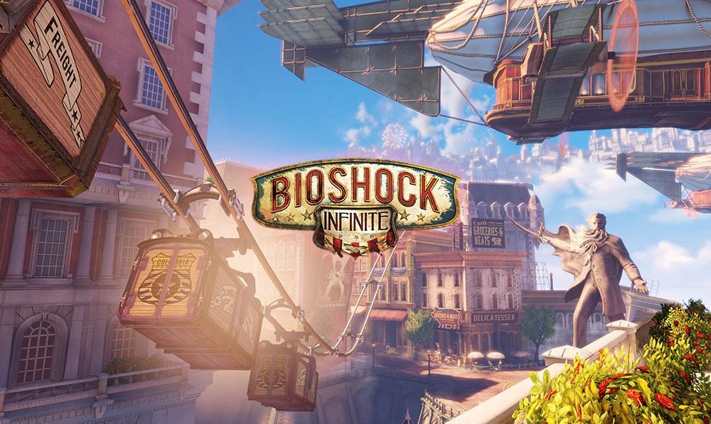 bioshock инфи