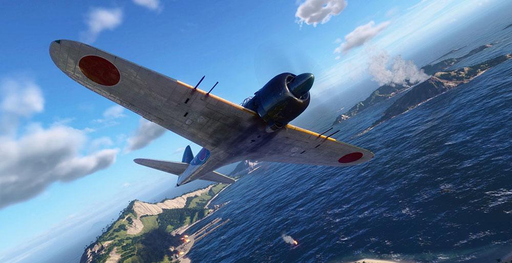 какие есть игры про самолеты