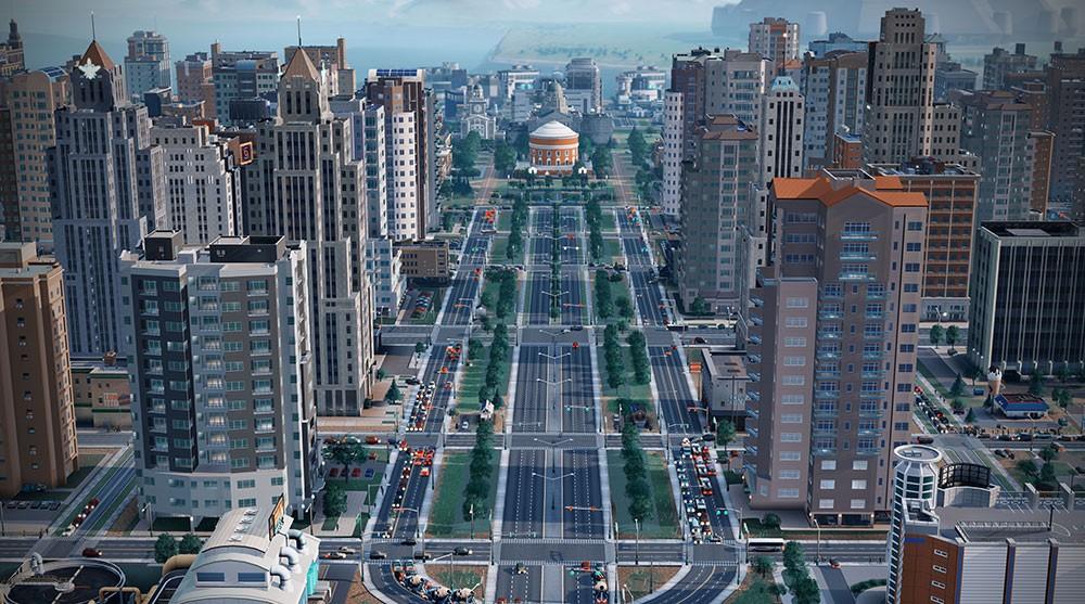 sim и градопостройки