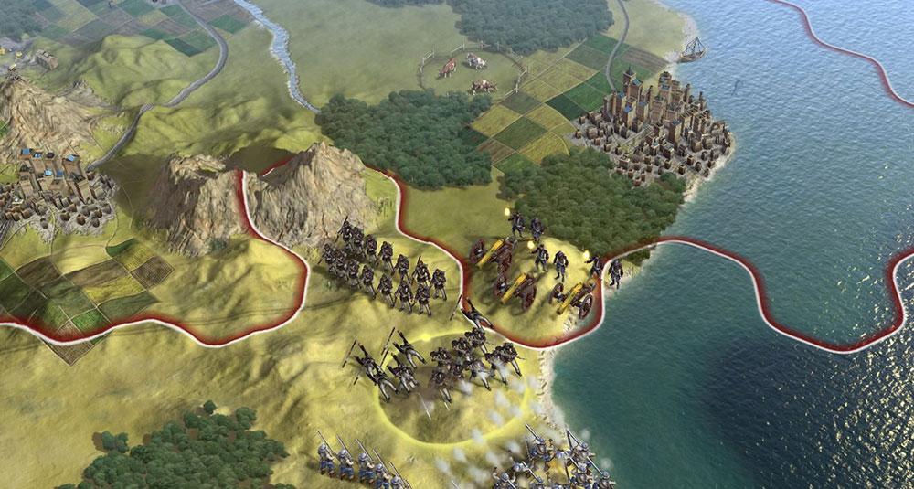 цивилизация крутая игра