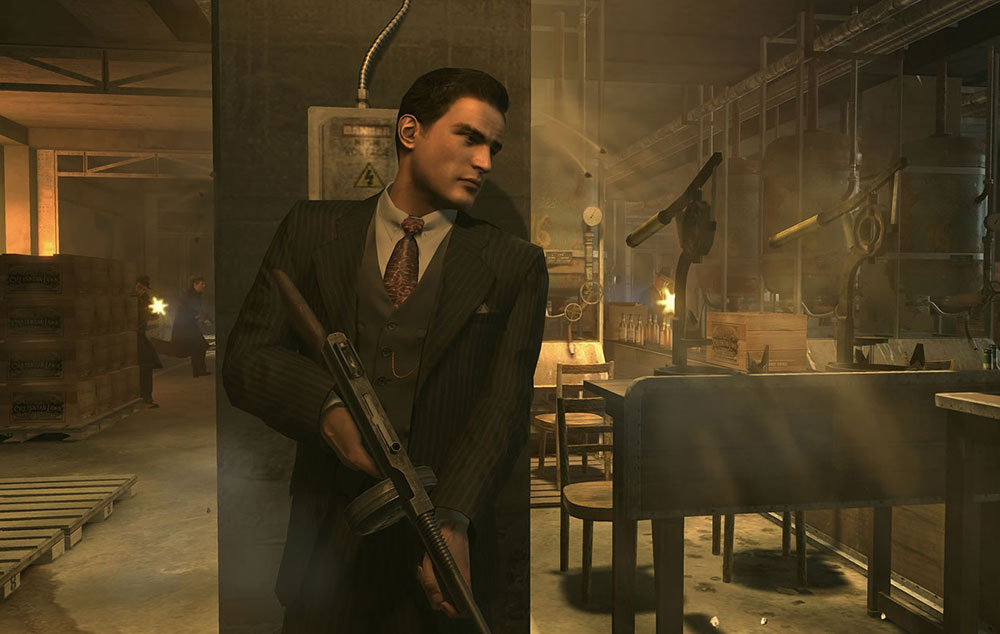 mafia 2 и игрули на ПК