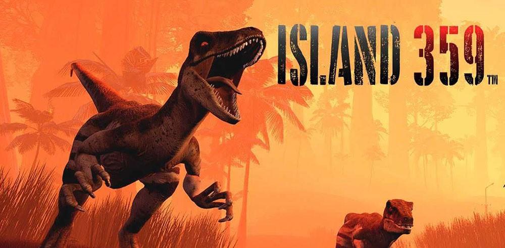 приключения и остров динозавры