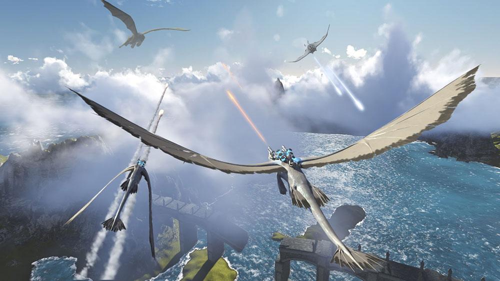 дракон в играх