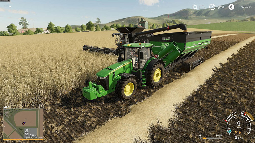 сельхоз фарминг