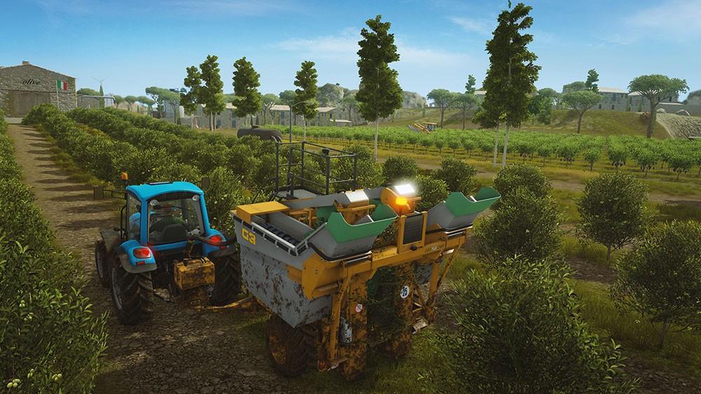 симулятор мощной фермы