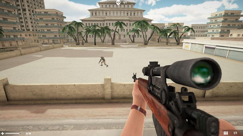 миссии в снайпере
