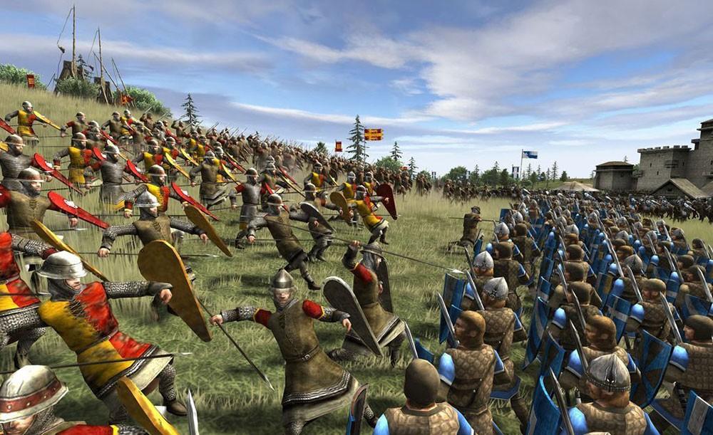 стратежка и рыцари