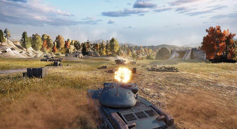 крутые игры про танки