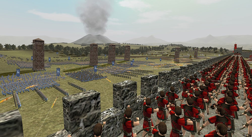 стратежка и сражения