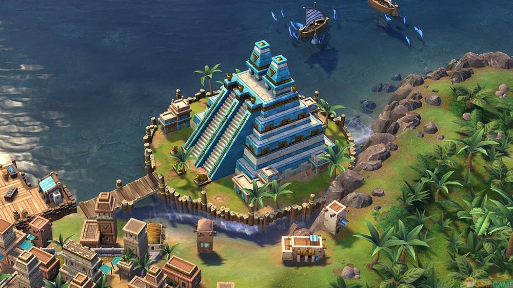 знаменитая серия цивилизации