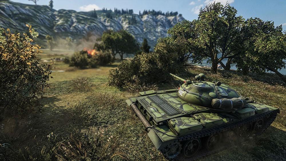 танки и инди