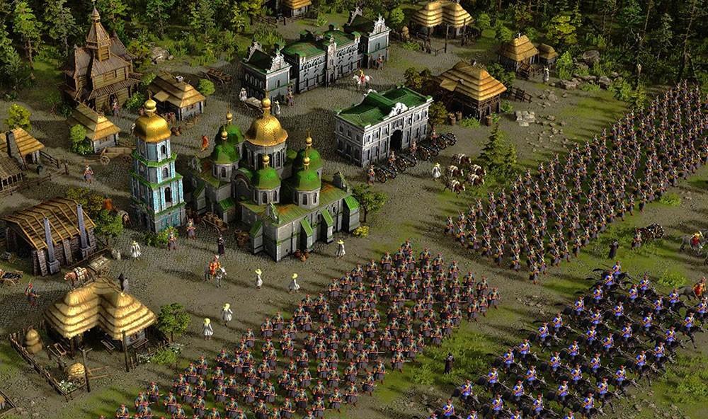 казаки и стратеги
