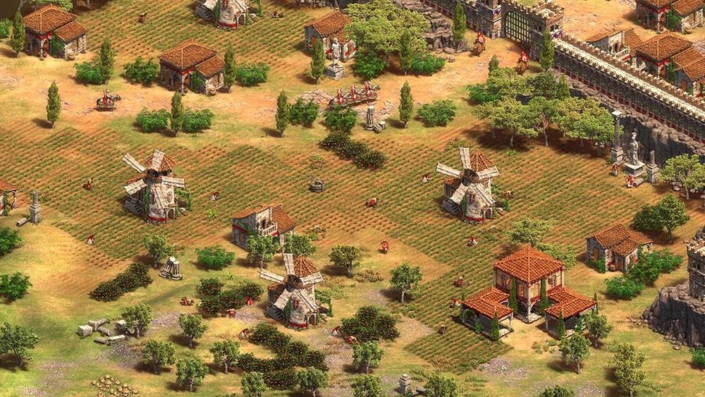 эйдж и городок