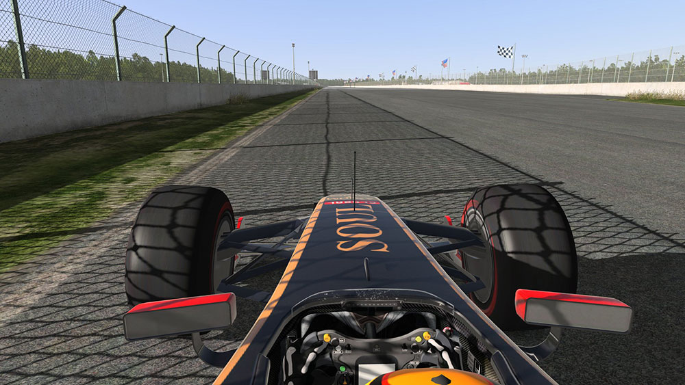 rFactor 2 гонка