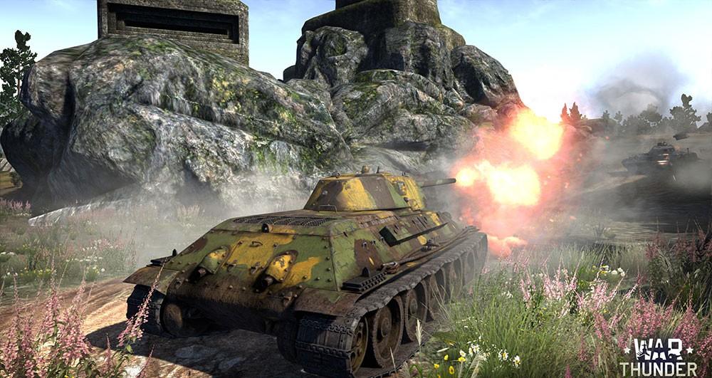 танк из тундры на пк