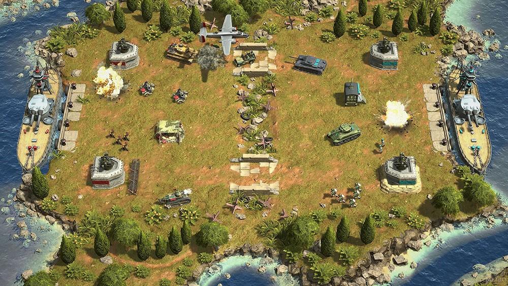 фото игры баттле айслендс