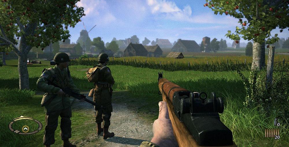 братья фото из игры