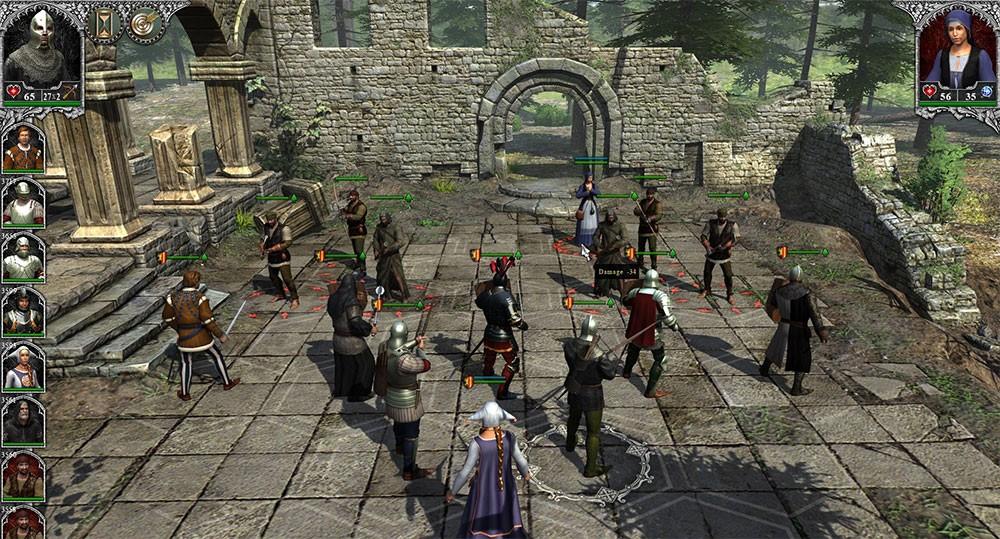 эйз и средневековье