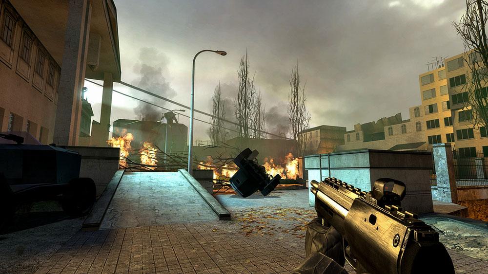 халф лайф 2 фотография из игры