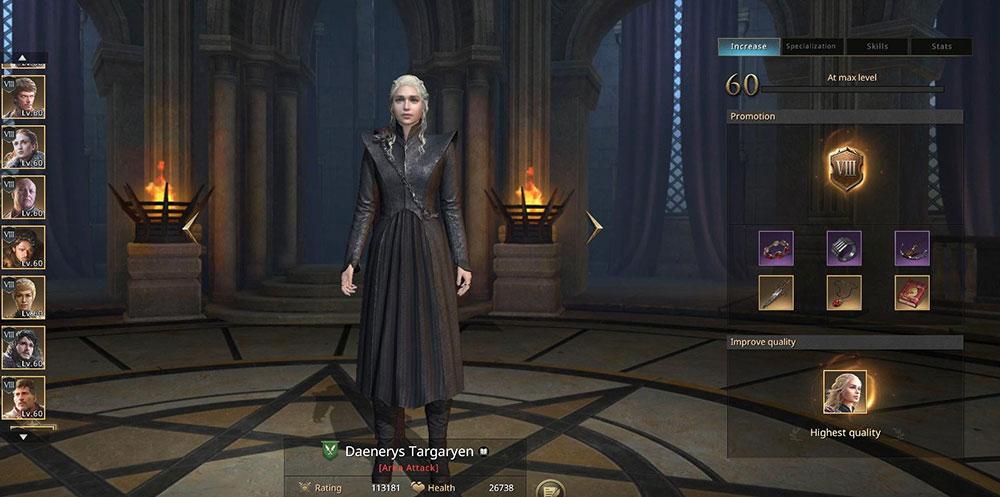 игра престолов фото из игры