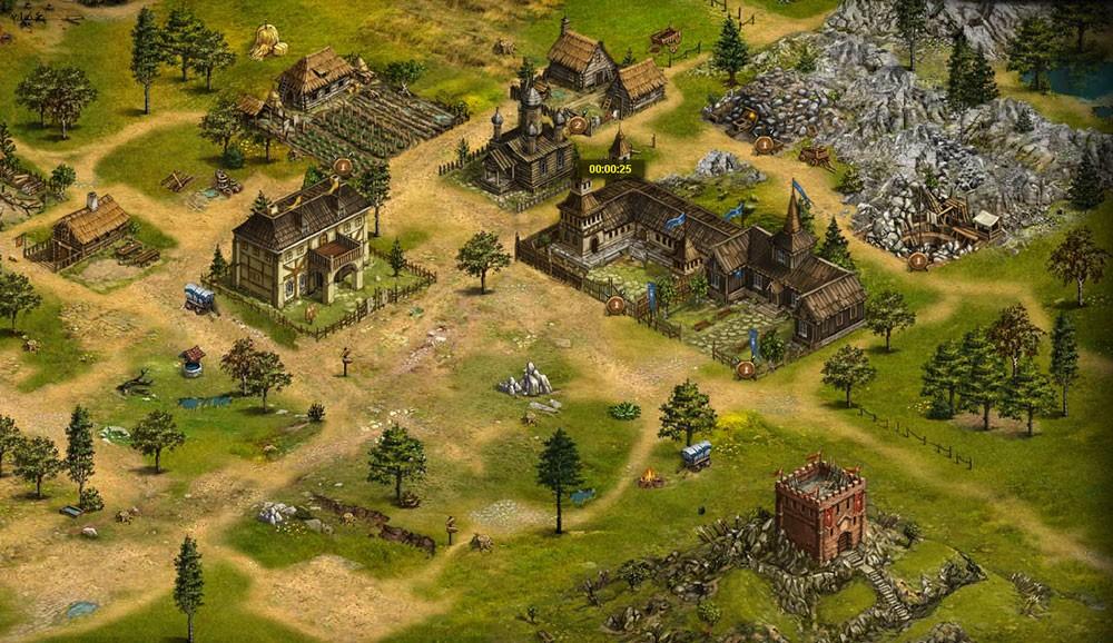 средневековка империя онлайн