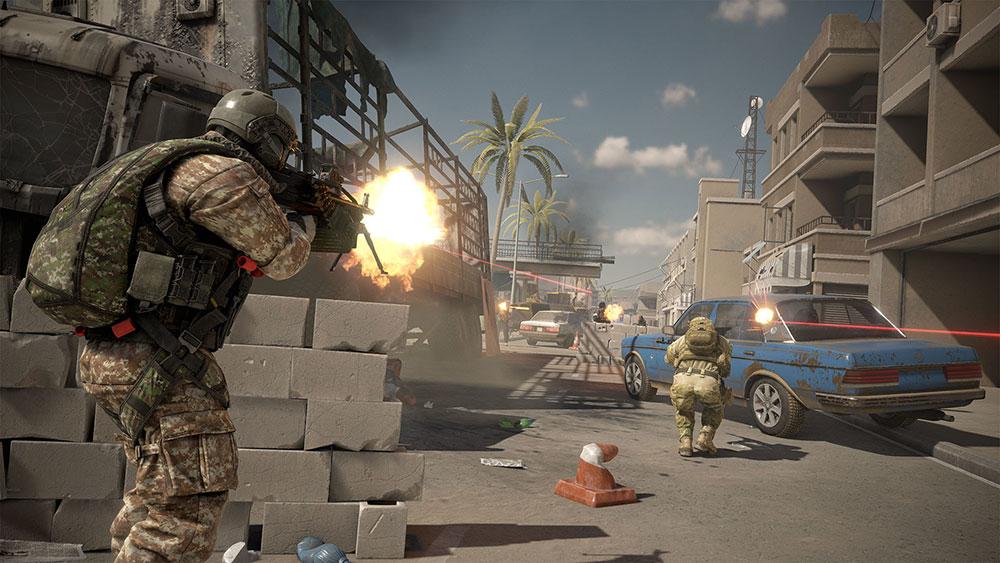 калибр фотография из игры