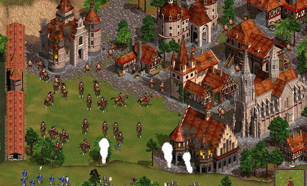 городок и казаки