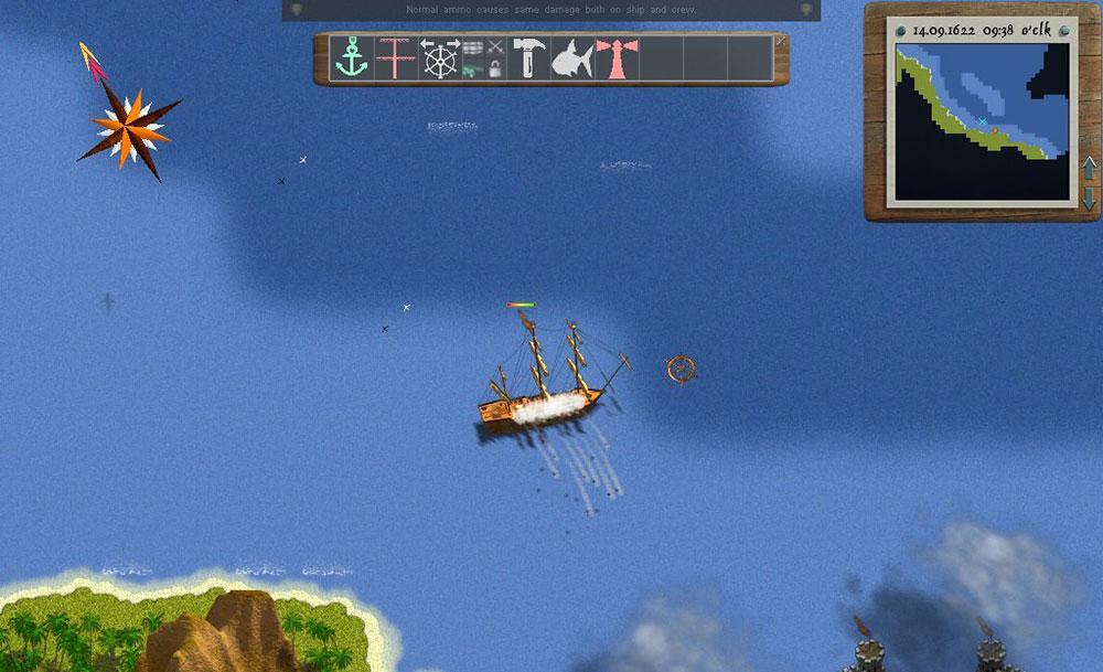 лодка из игры