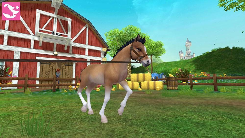 игра про лошадей стар стейбл