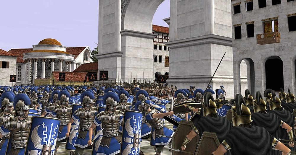 тотал рим