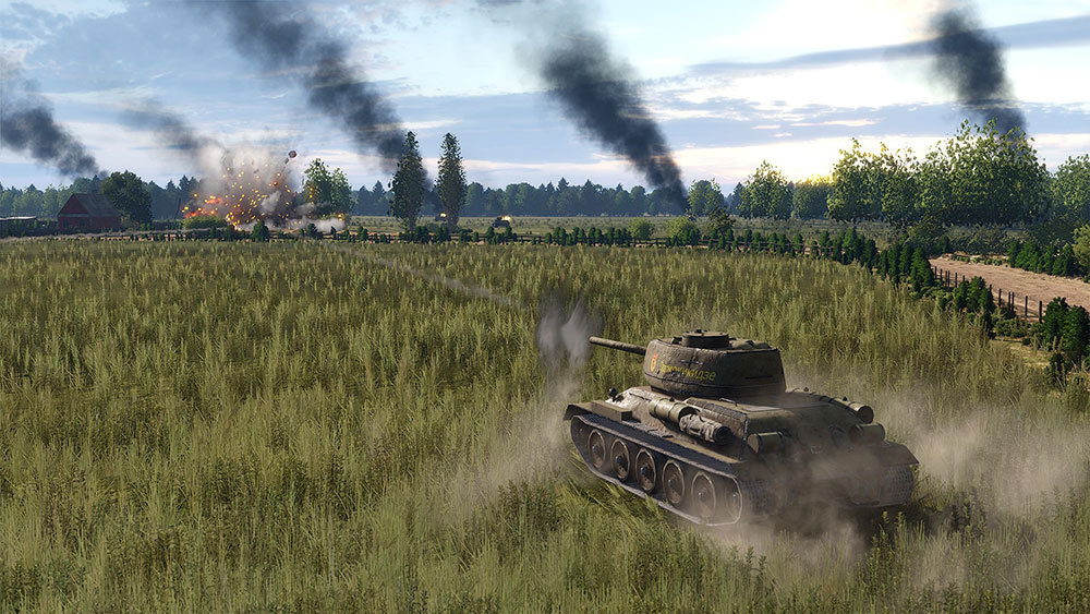 стил дивижон и танки